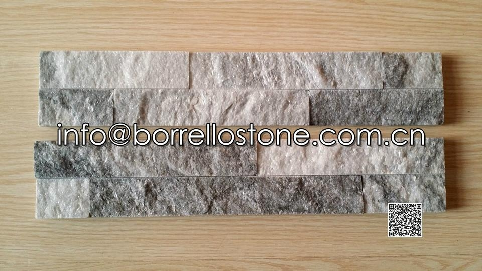 Stacked Stone (grey marble) - 06