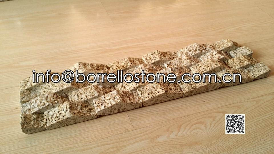 Stacked Stone (granite) - 04
