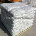 50-100mm white pebble stone