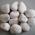 100-150mm white pebble stone