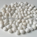 1-3mm white pebble stone
