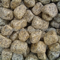 yellow sesame granite pebble