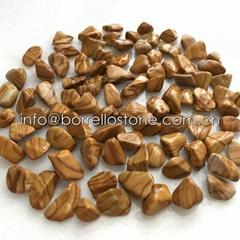 pebble stone epoxy flooring