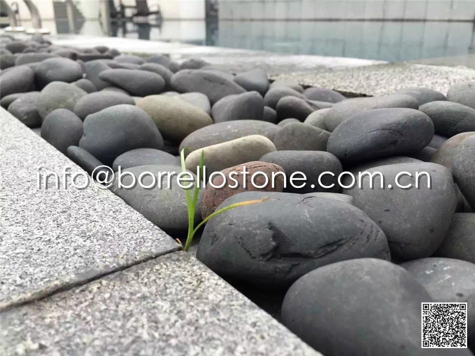black river rocks