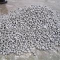 white granite cobble