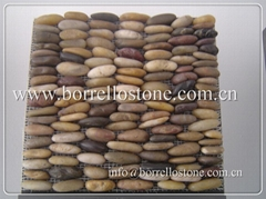 polished stone pebble mo
