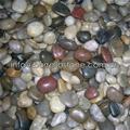 strip polished pebble stone