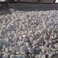 white marble crushed stone