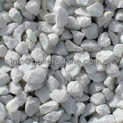 white gravel 5-8mm