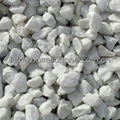 white stone terrazzo chips