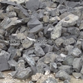 black basalt stone chips