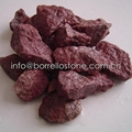 blood red stone chips