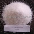 white coarse sand