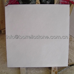 snow white marble tile