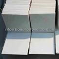 white marble sheet