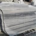 wooden grey marble slab