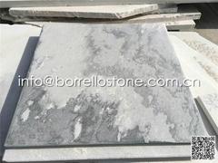 grey marble pool tile