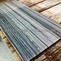 white & grey marble tile