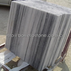 strip grey marble