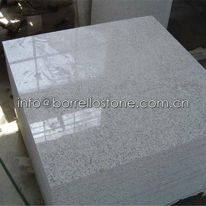 polished white granite tile 1