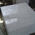 polished white granite tile