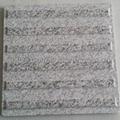white granite blind stone