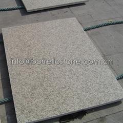 yellow granite wall cladding