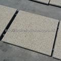 polished yellow granite