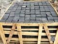 black granite blind stone