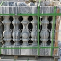 natural stone balustrade