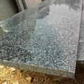 Polished sesame black granite tiles 4