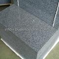 flamed sesame black granite tile 5
