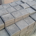 sesame black granite paver