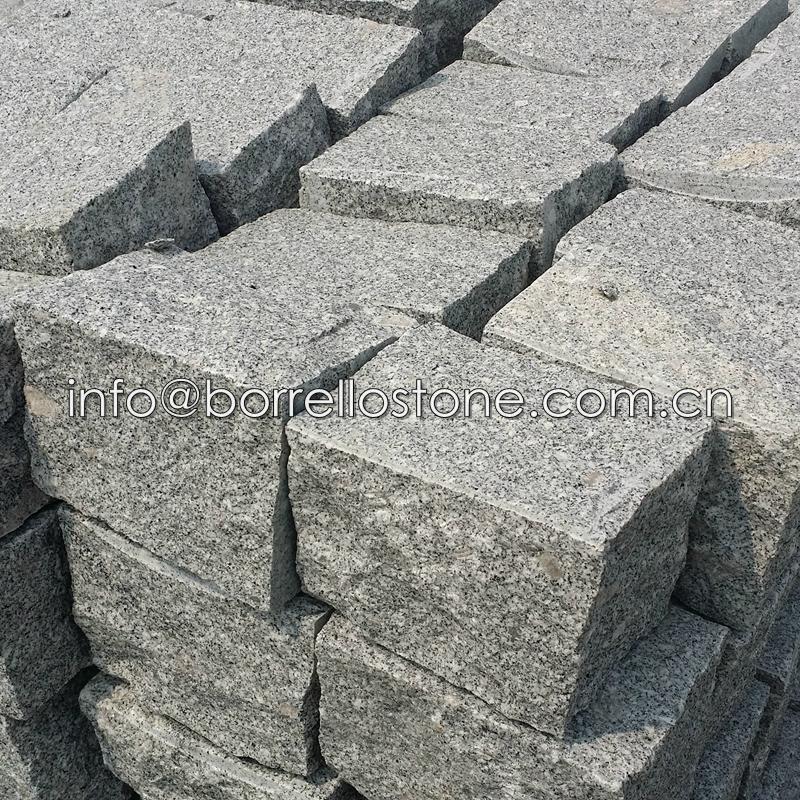 G341 granite block steps 5