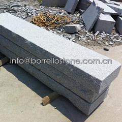 G341 granite block steps