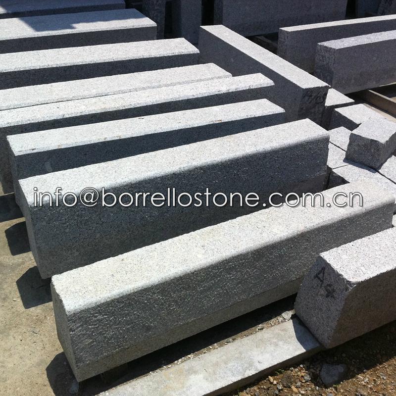 G341 granite block steps 6