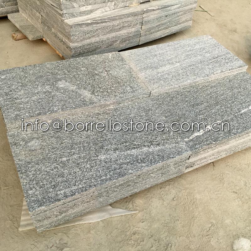 Nero Santiago Granite Tile 3