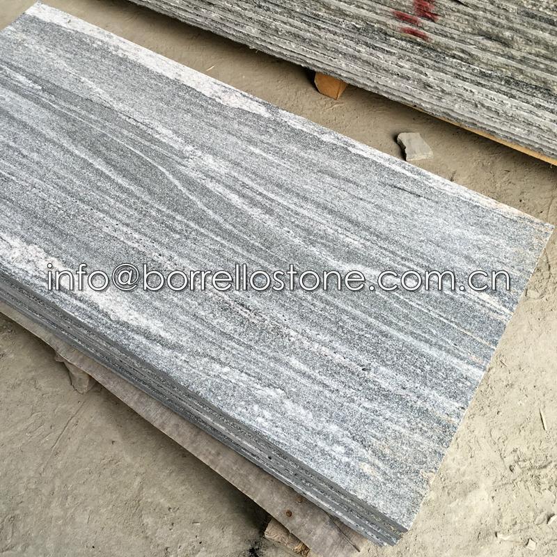 Nero Santiago Granite Tile 4