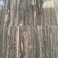 polished Nero Santiago Granite Tile