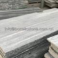 Nero Santiago Granite block steps