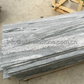 Nero Santiago Granite ashlar