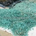 landscaping glass rocks