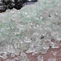 glass rock for gabion wall