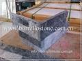 split face marble stone veneer