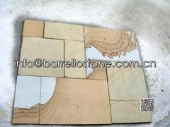 Chevin Sanstone paving tile
