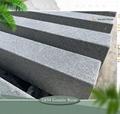 g654 dark grey granite curbs