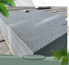 G654 granite tile slab