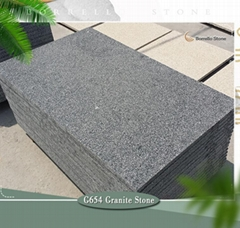 G654 padang dark granite slab