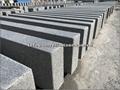 g654 granite kerb stone