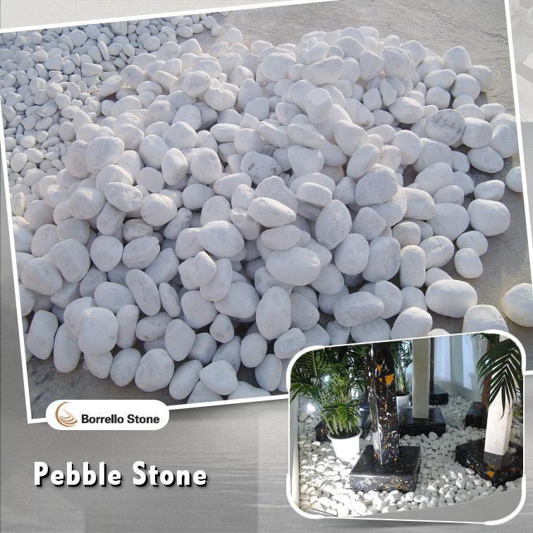 100-150mm large pebble stone rocks